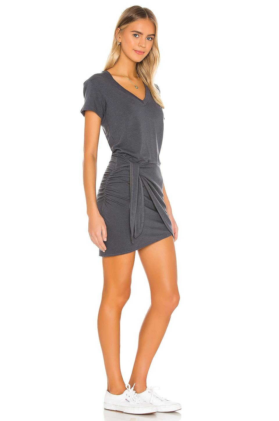 Supersoft V Dress, view 2, click to view large image.