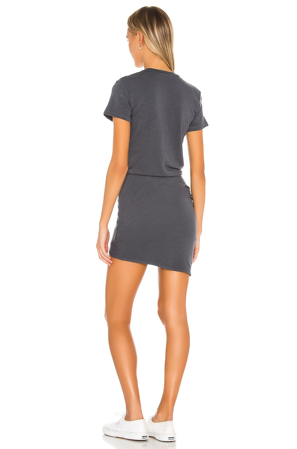 Supersoft V Dress, view 4, click to view large image.