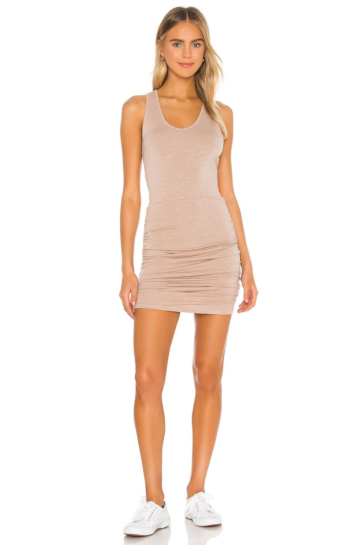 Supersoft Tank Shirred Dress             MONROW                                                                                                       CA$ 204.46 2