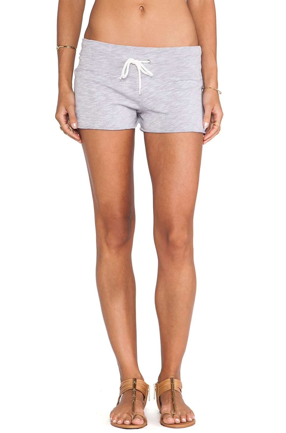 MONROW Shorts in Haze