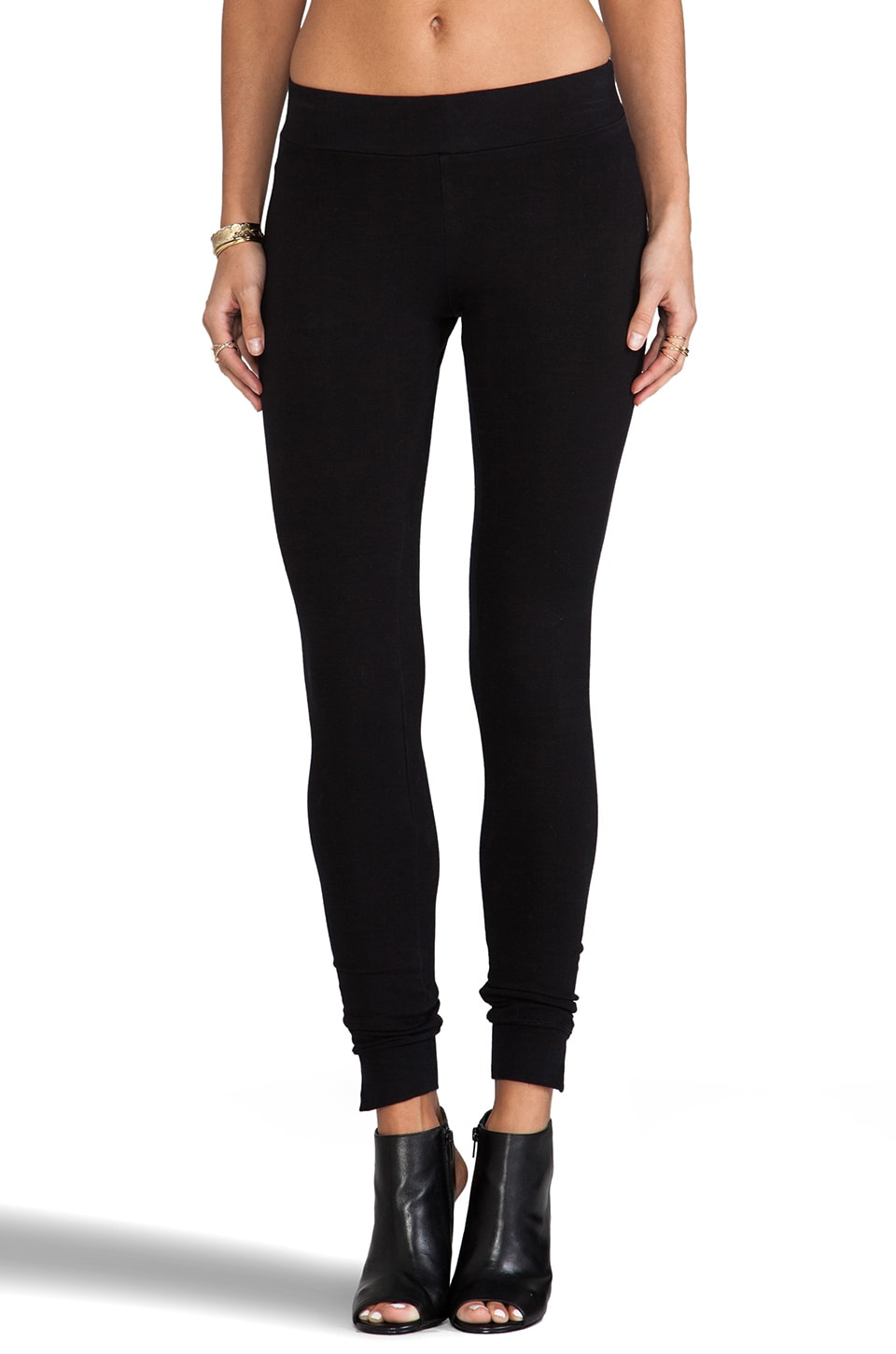 MONROW Basics Legging in Black