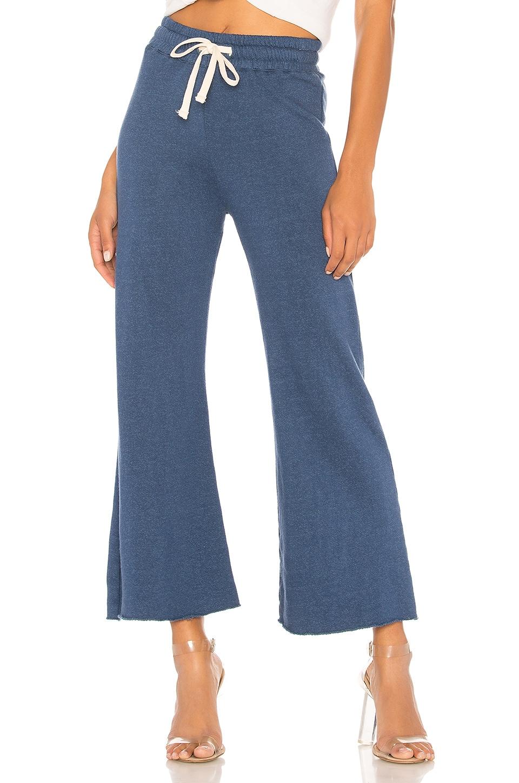 High Waisted Flare Sweatpants