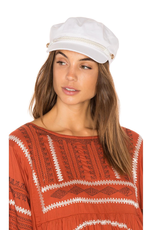 Hat Attack Emmy Cap in White