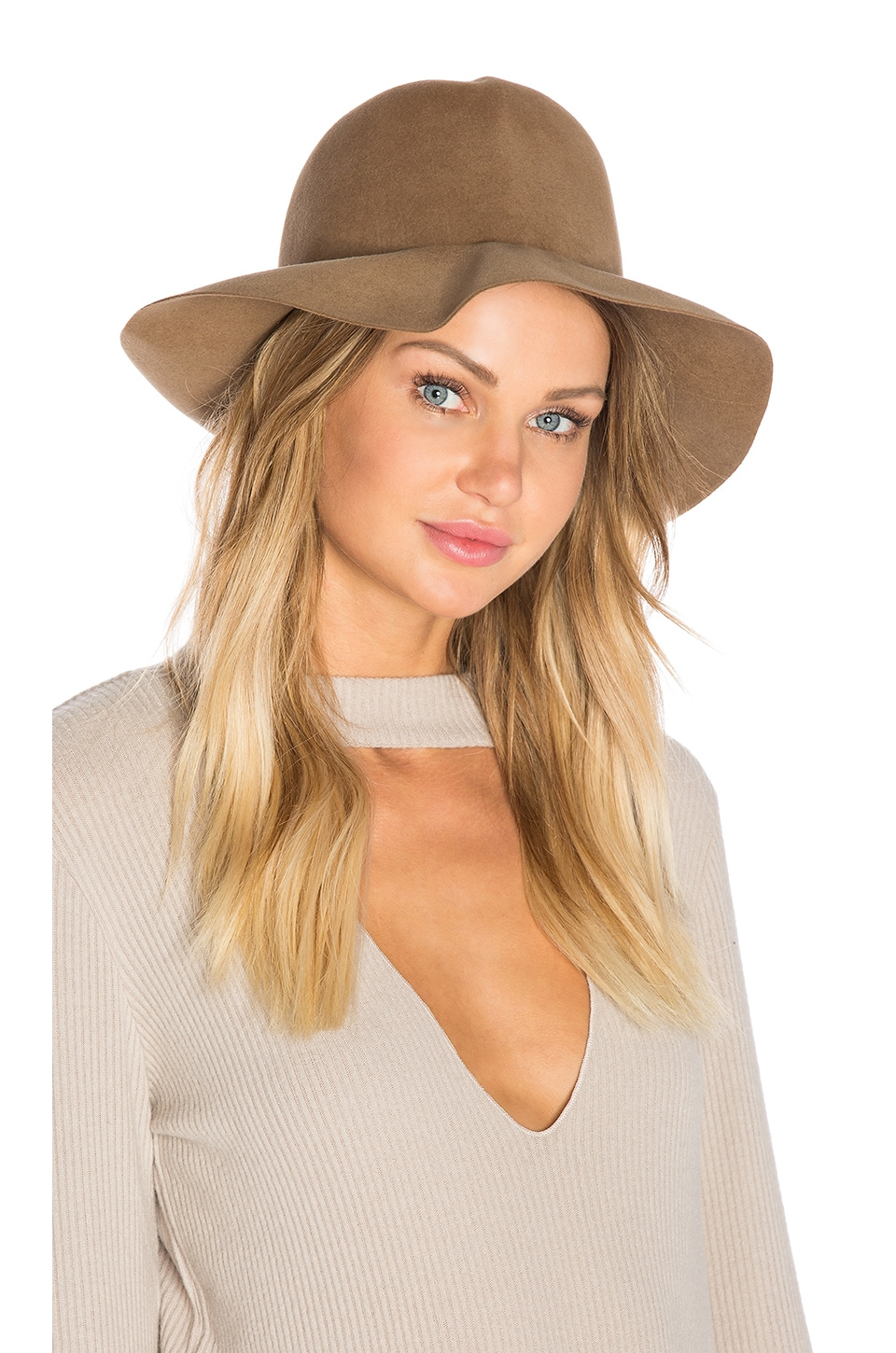Crushable Luxe Felt Hat by Hat Attack