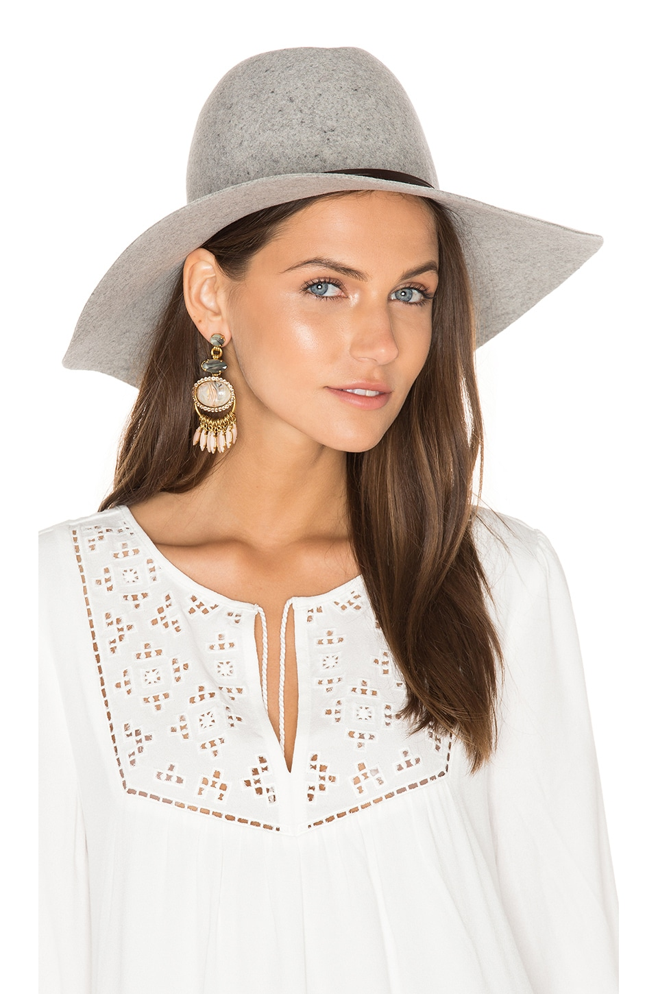 Taylor Large Brim Hat by Hat Attack