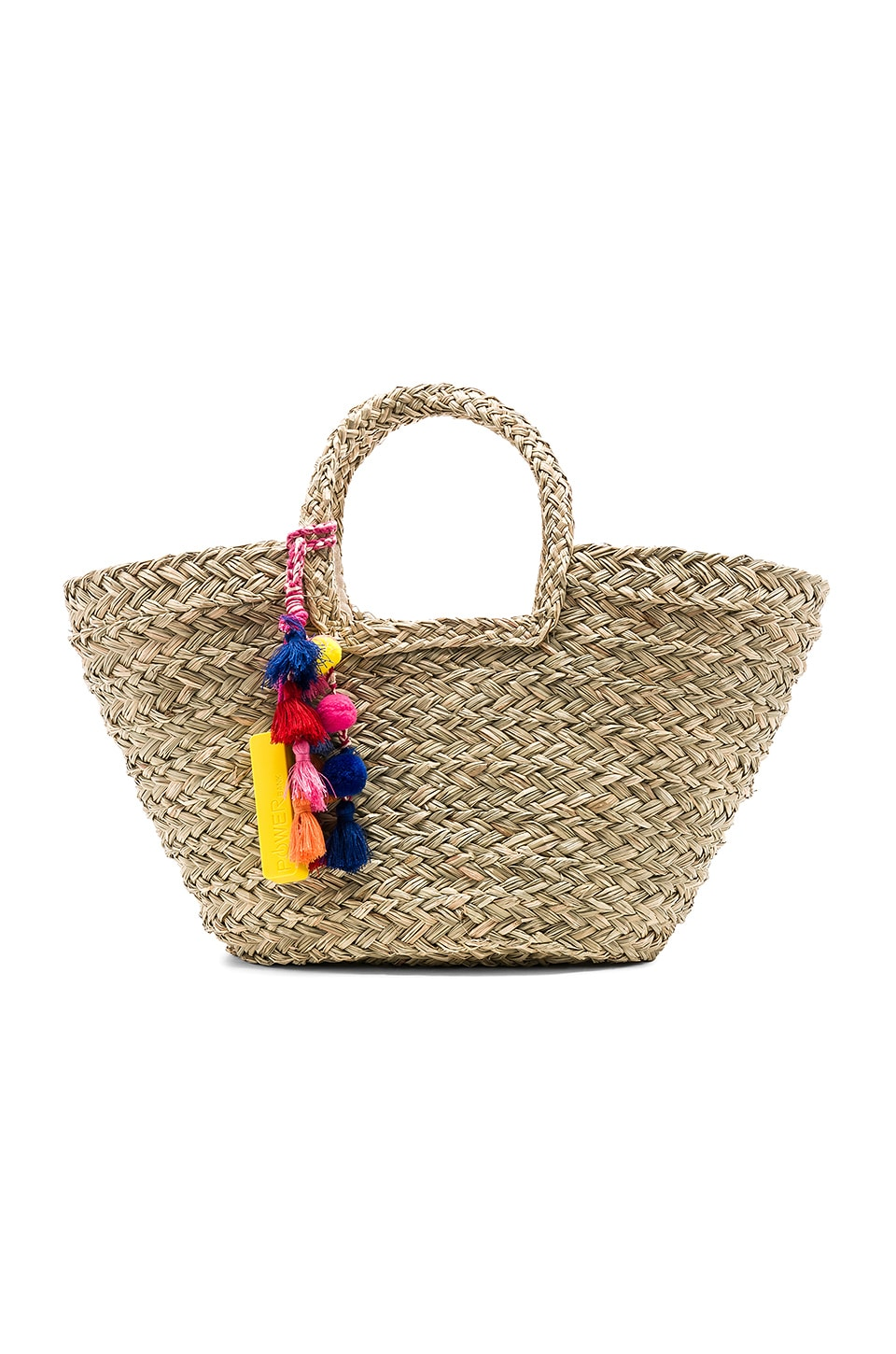 Hat Attack Charge It Tote in Natural