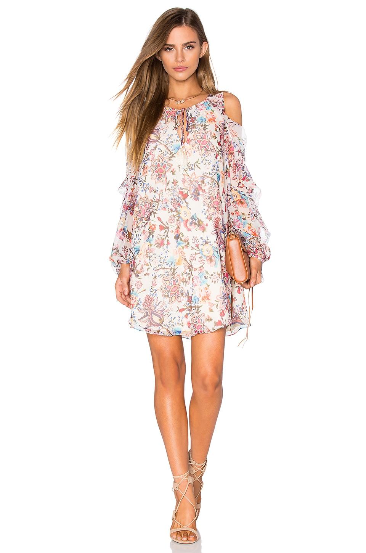 The Flower In The Sun Dress by Haute Hippie