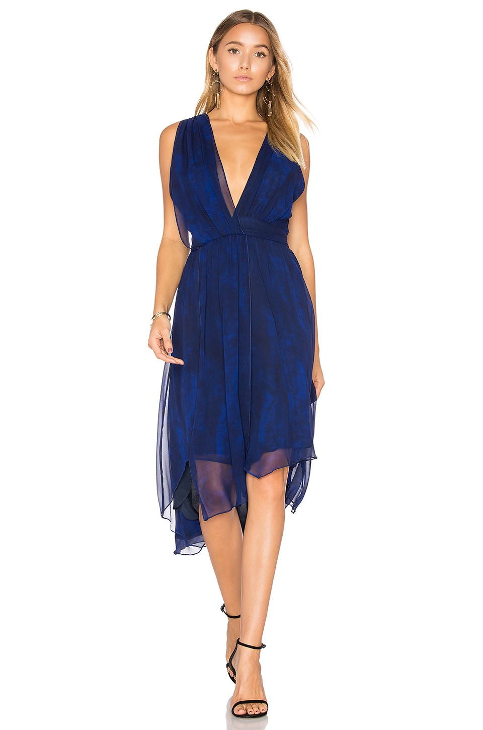 Miles To Go Dress by Haute Hippie