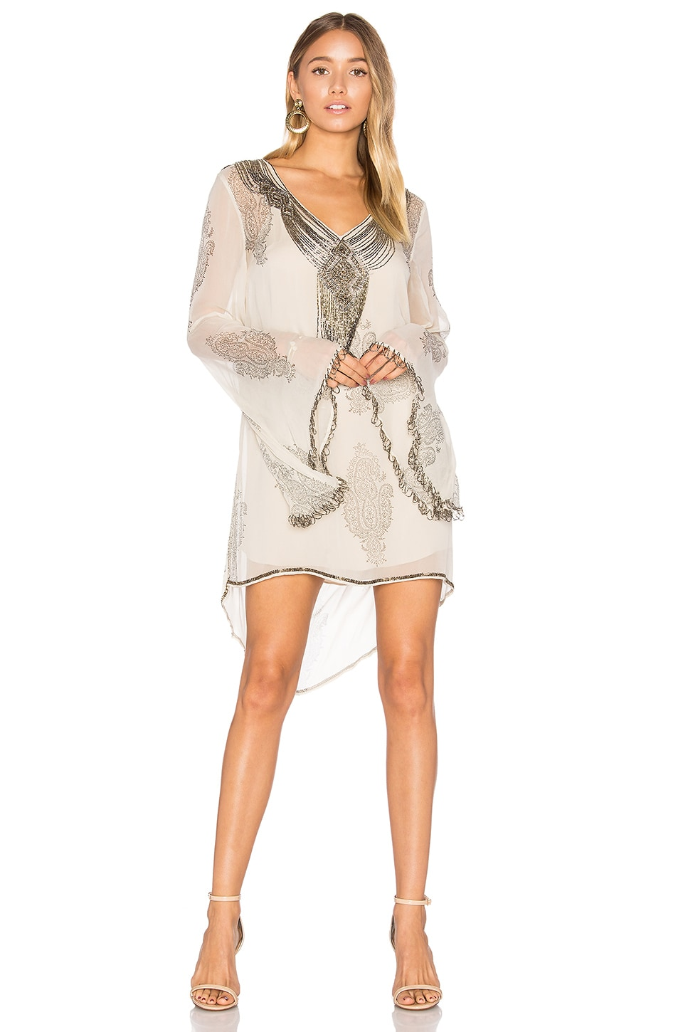 Getty Mini Dress by Haute Hippie