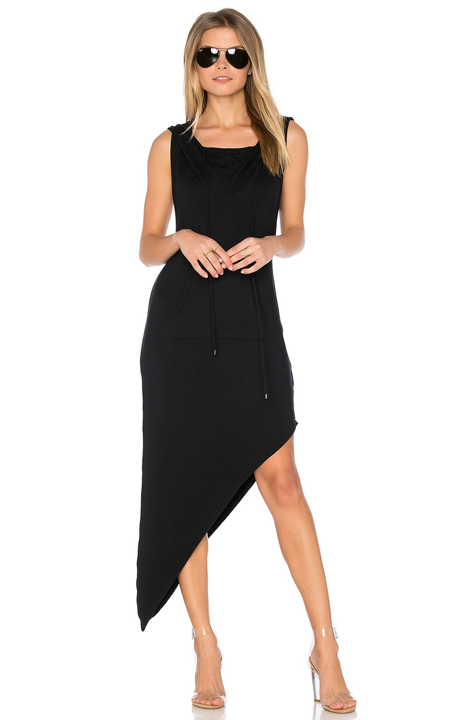 Haute Hippie The Good Times Maxi in Black