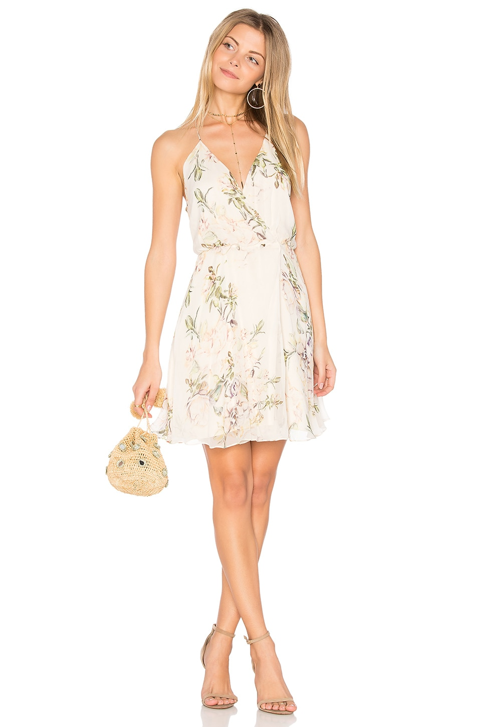 The Harmony Dress by Haute Hippie