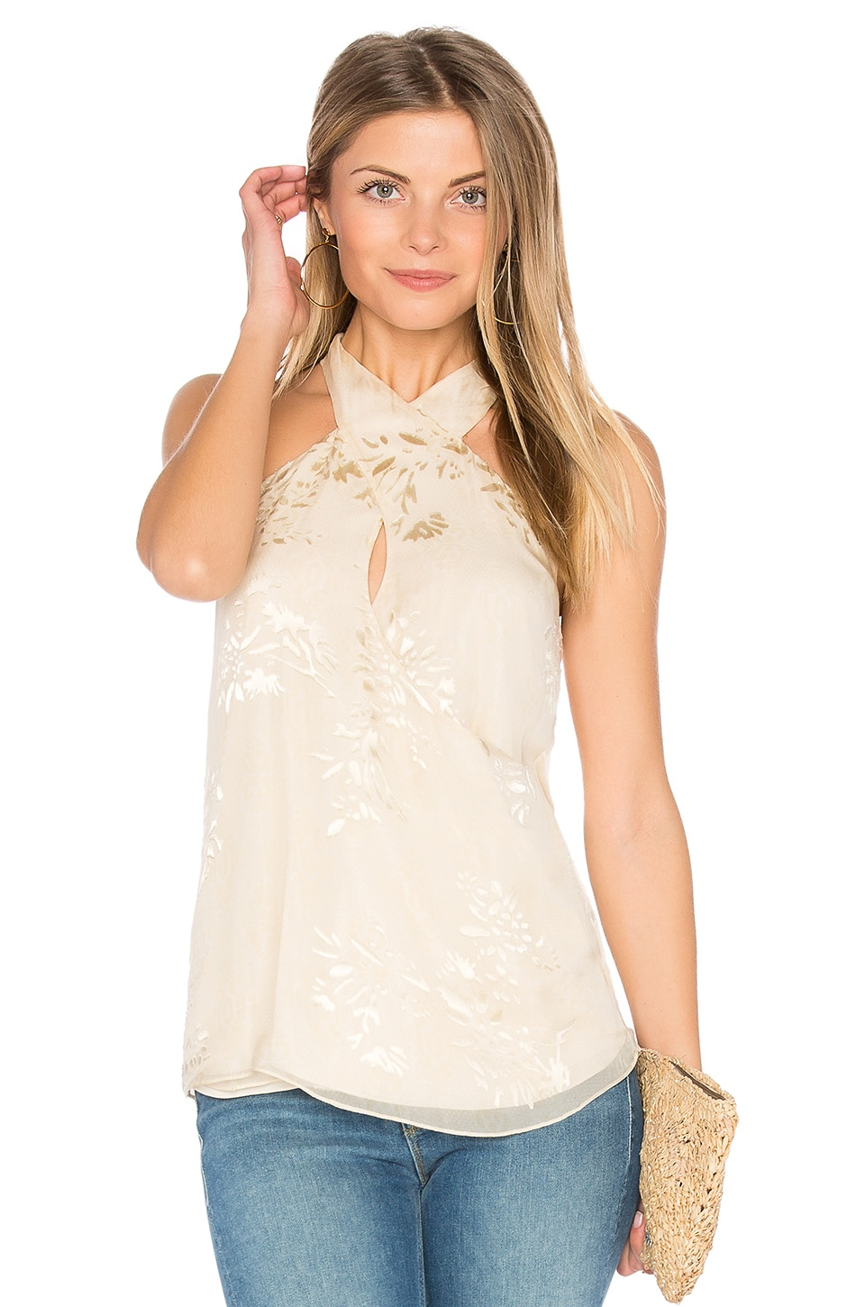 Narcissus Blouse by Haute Hippie