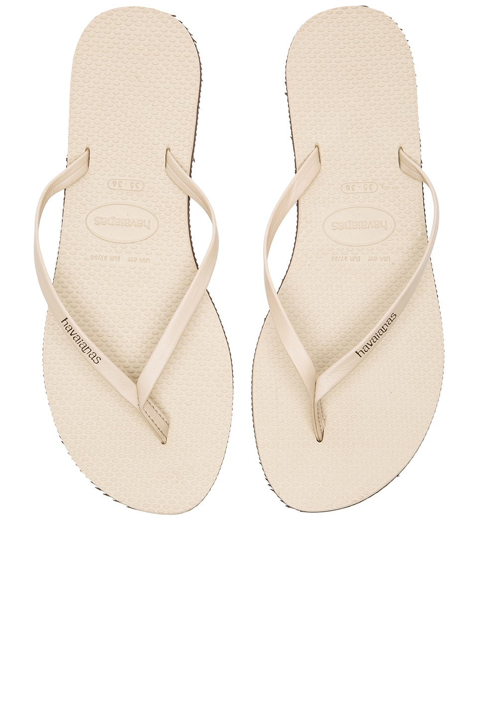 Havaianas You Flip Flop in Sand Grey