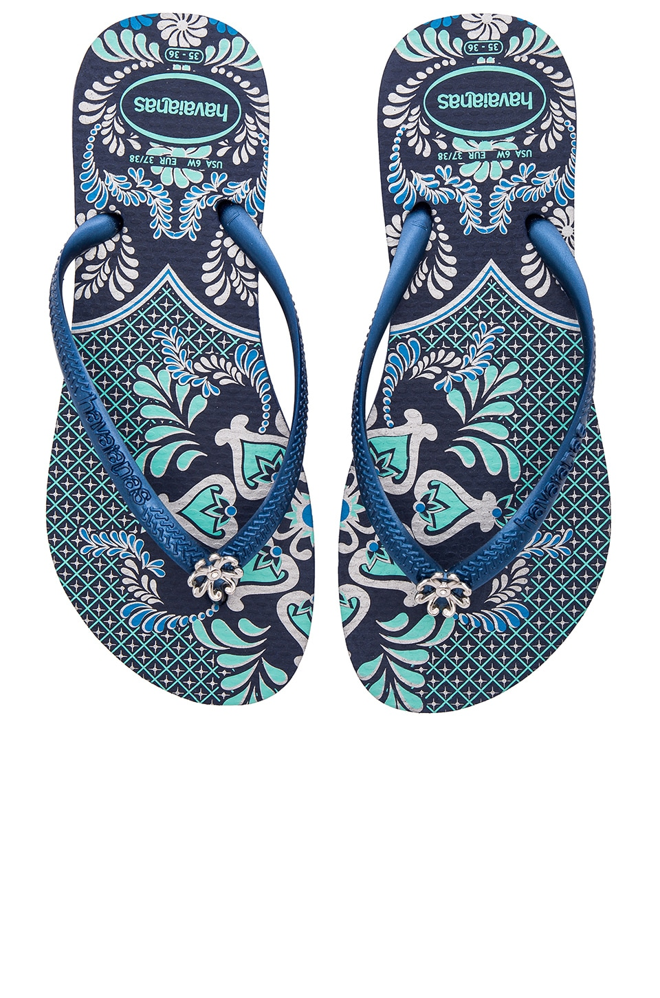 Slim Thematic Flip Flop at Revolve Clothing