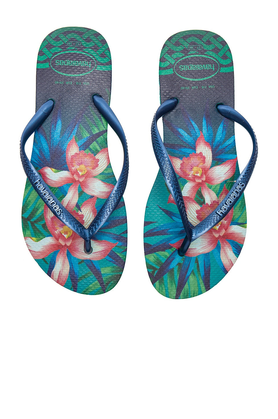 Slim Tropical Sandal by Havaianas