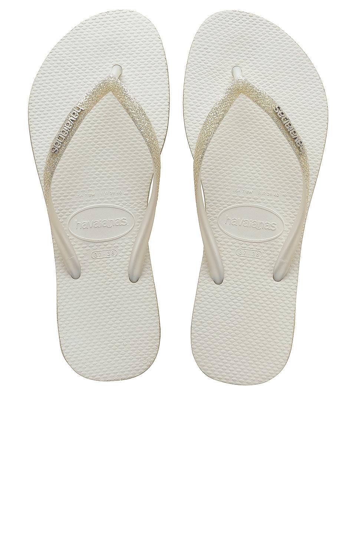 Slim Sparkle Sandal