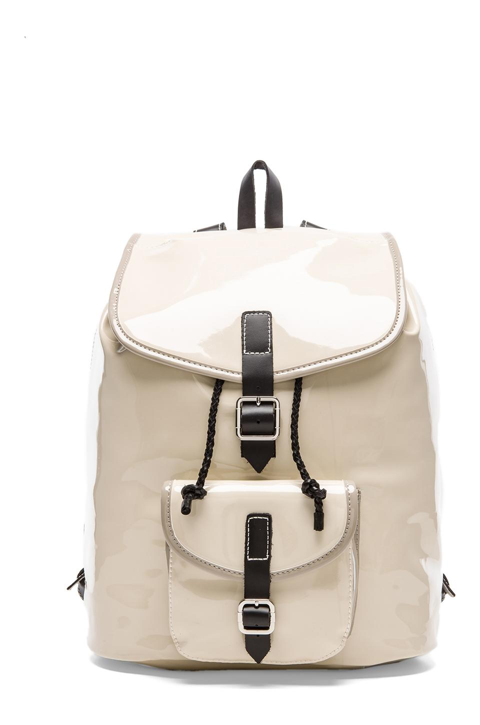 Harper Ave Mueck Backpack in Light Taupe