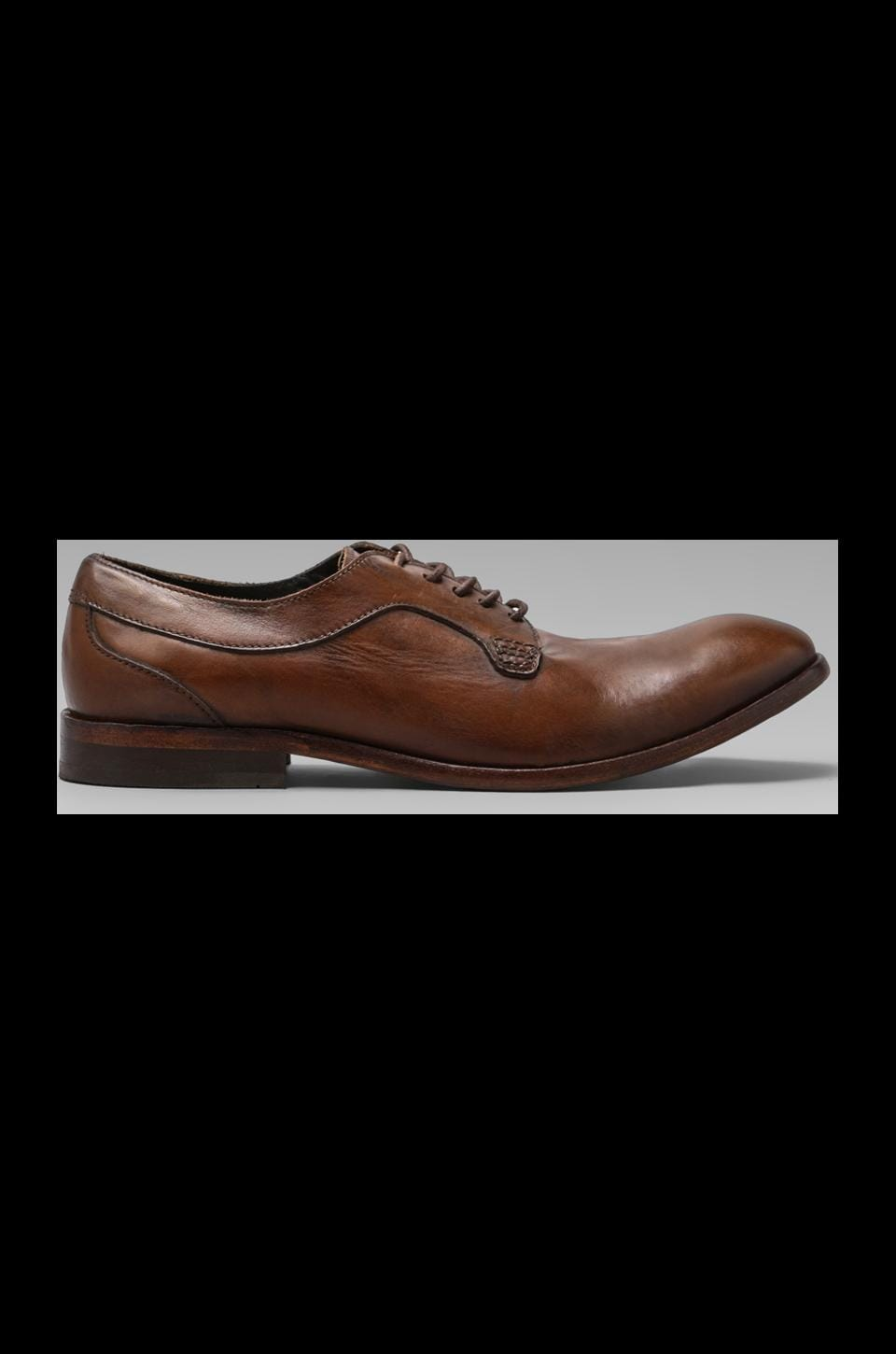 H by Hudson Gould Leather Oxford in Tan