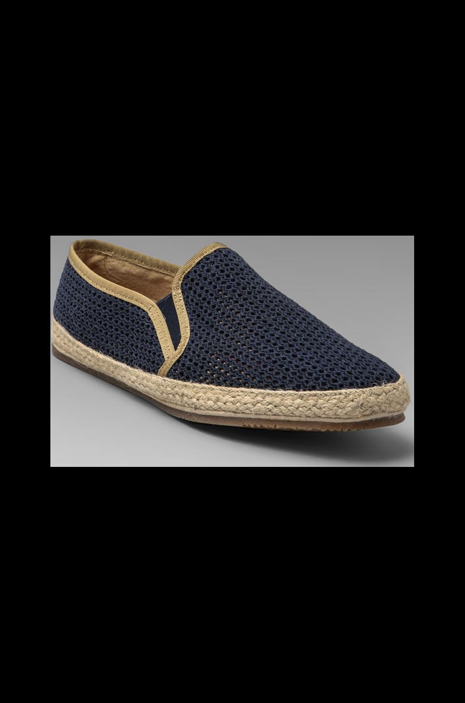 H by Hudson Belafonte Mesh Slip-On in Navy