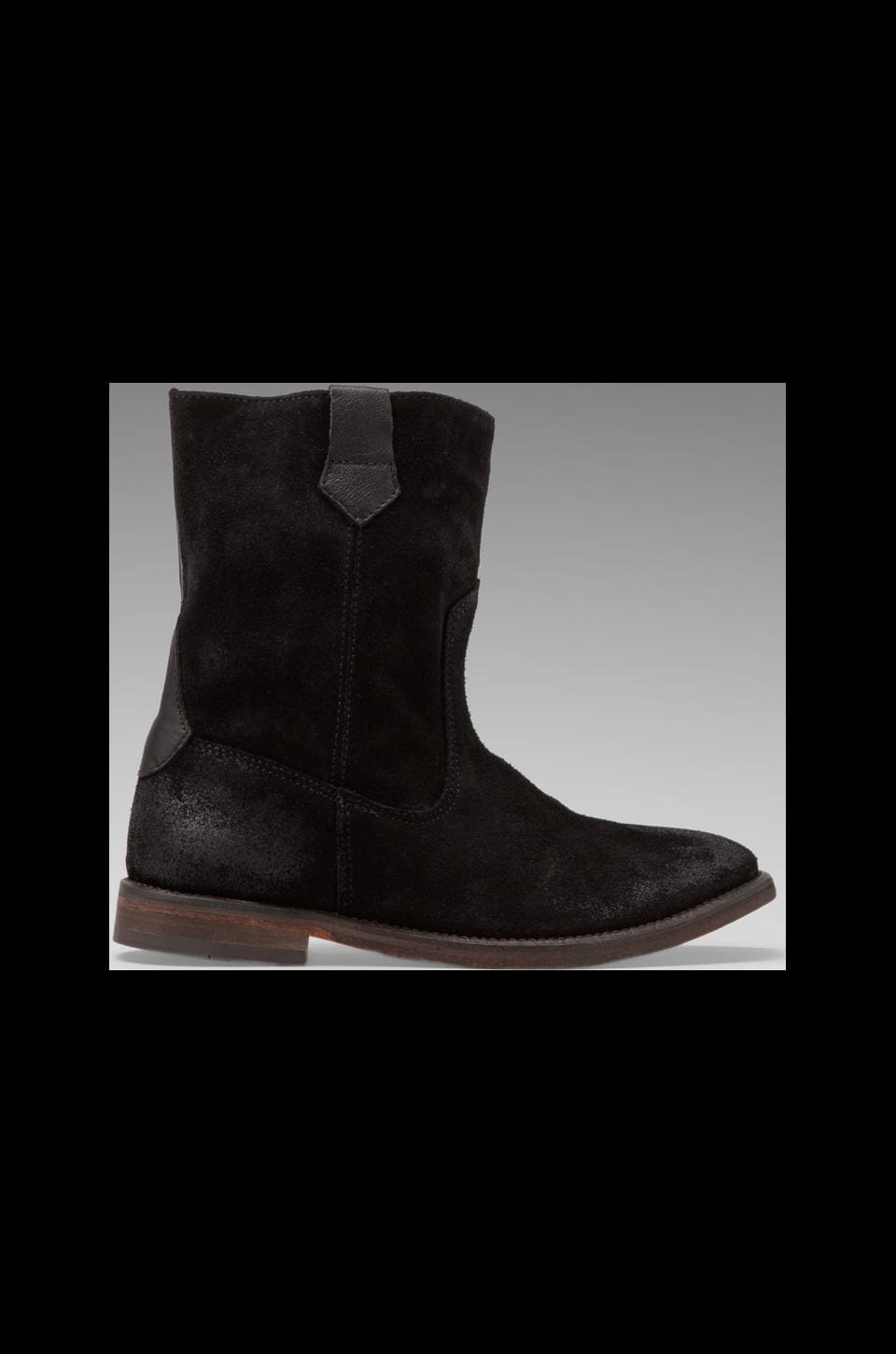 H by Hudson Hanwell Bootie in Black