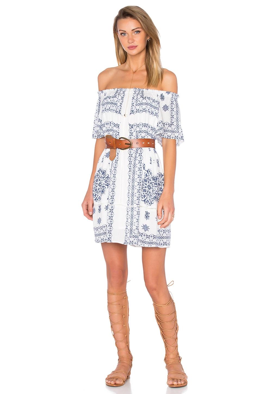 HEARTLOOM Ria Dress in Mykonos
