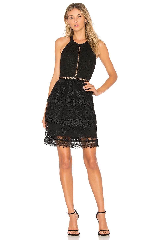 HEARTLOOM Isadora Dress in Black