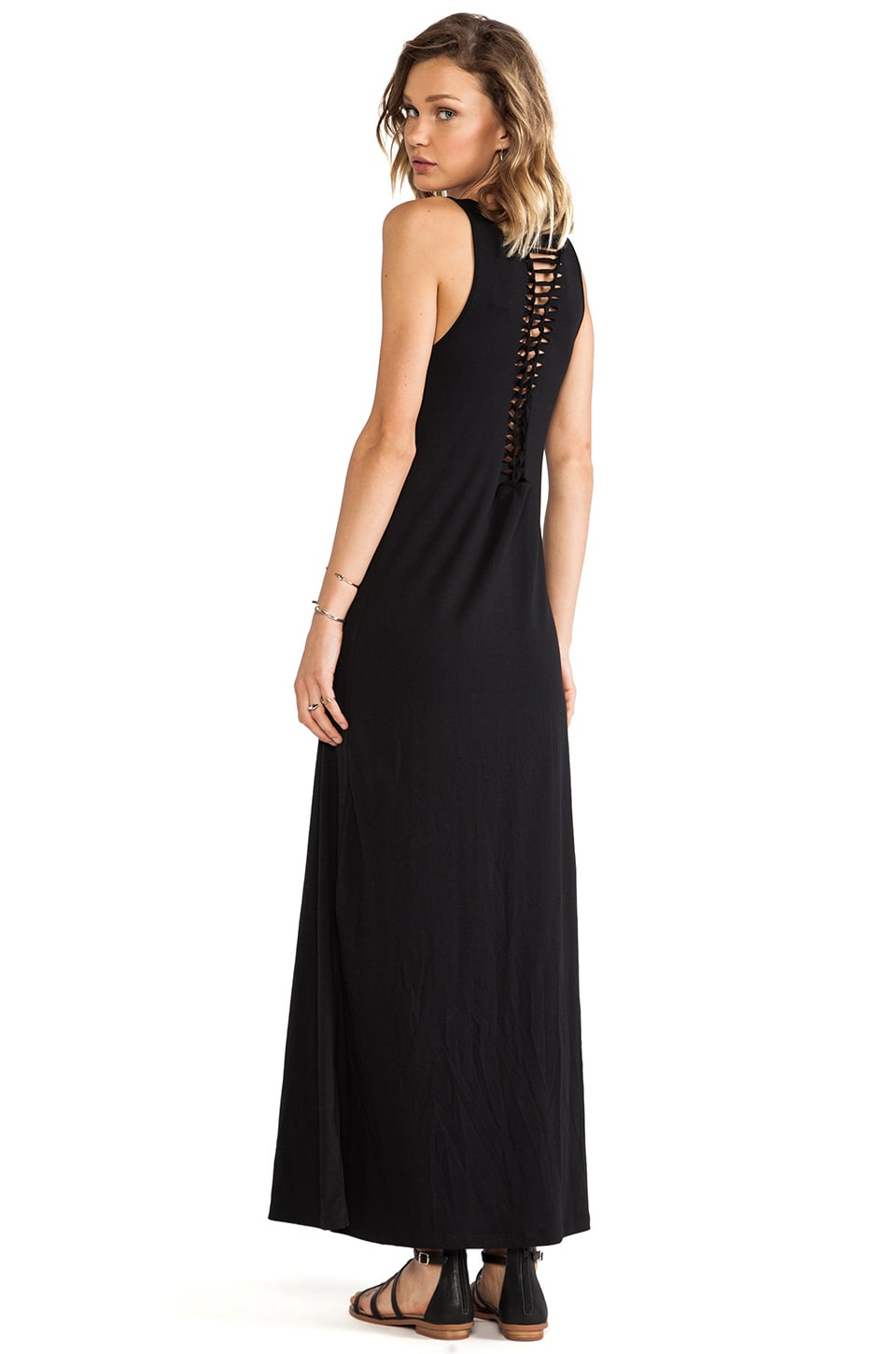 heartLoom Ingrid Dress in Black