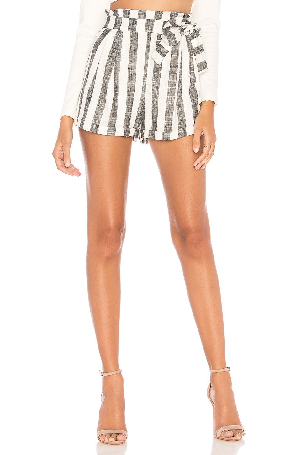 HEARTLOOM Piper Short in Stripe