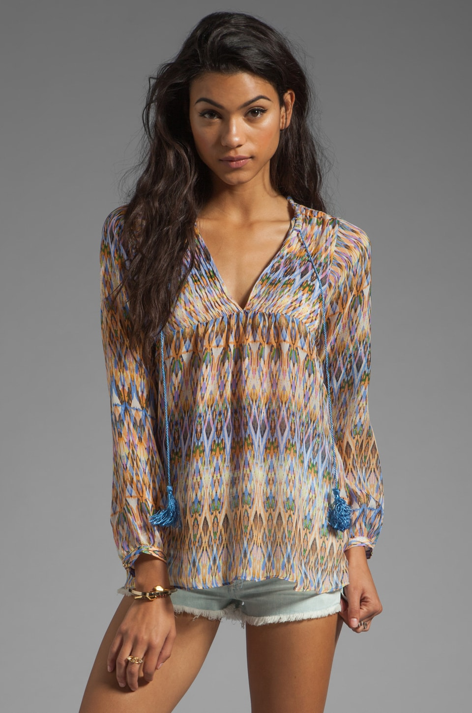 HEARTLOOM Carin Top in Multi