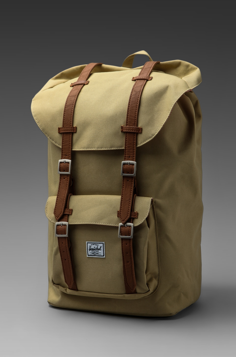 Herschel Supply Co. Little America Backpack in Khaki