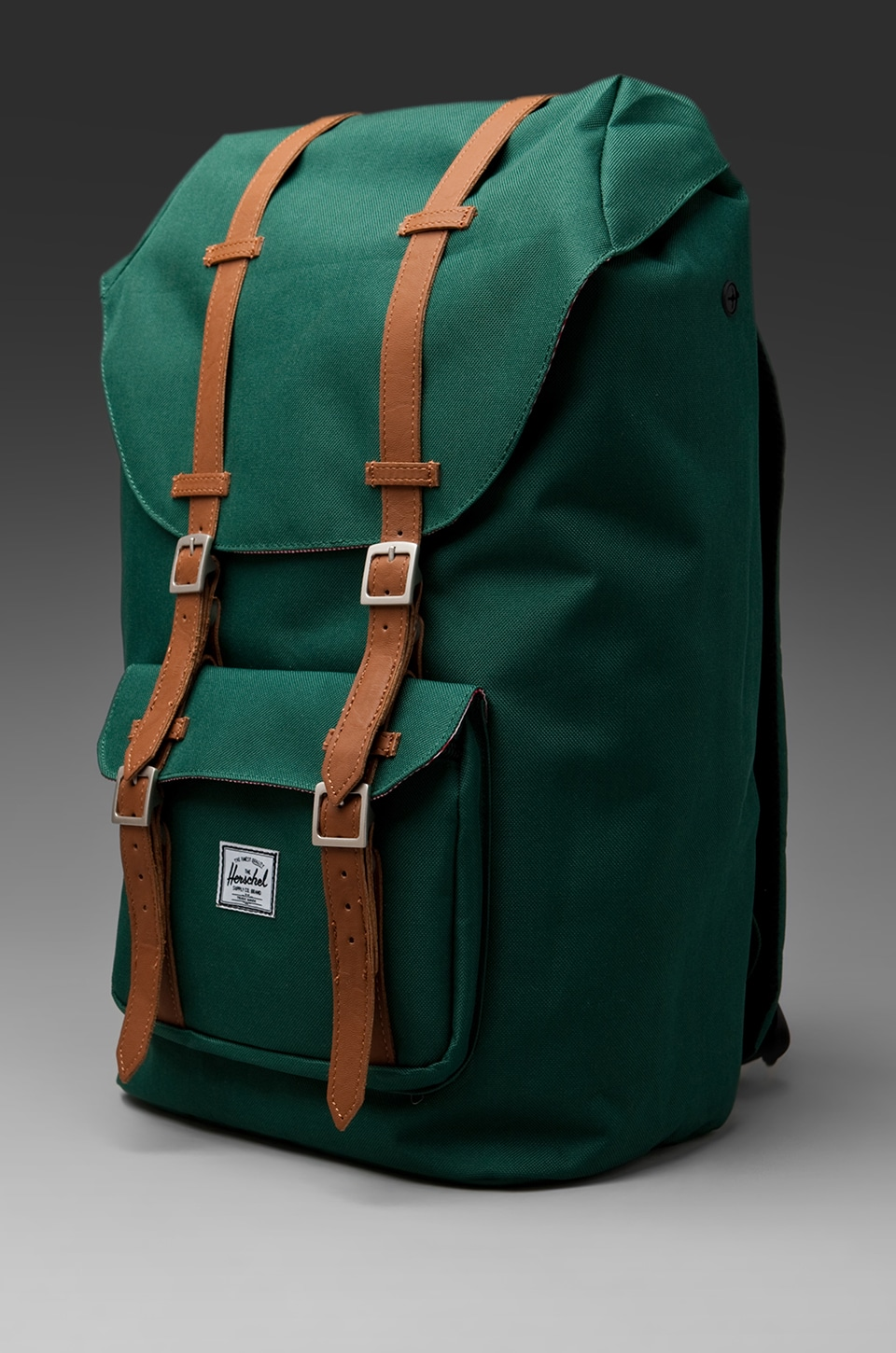 Herschel Supply Co. Little America Backpack in Moss
