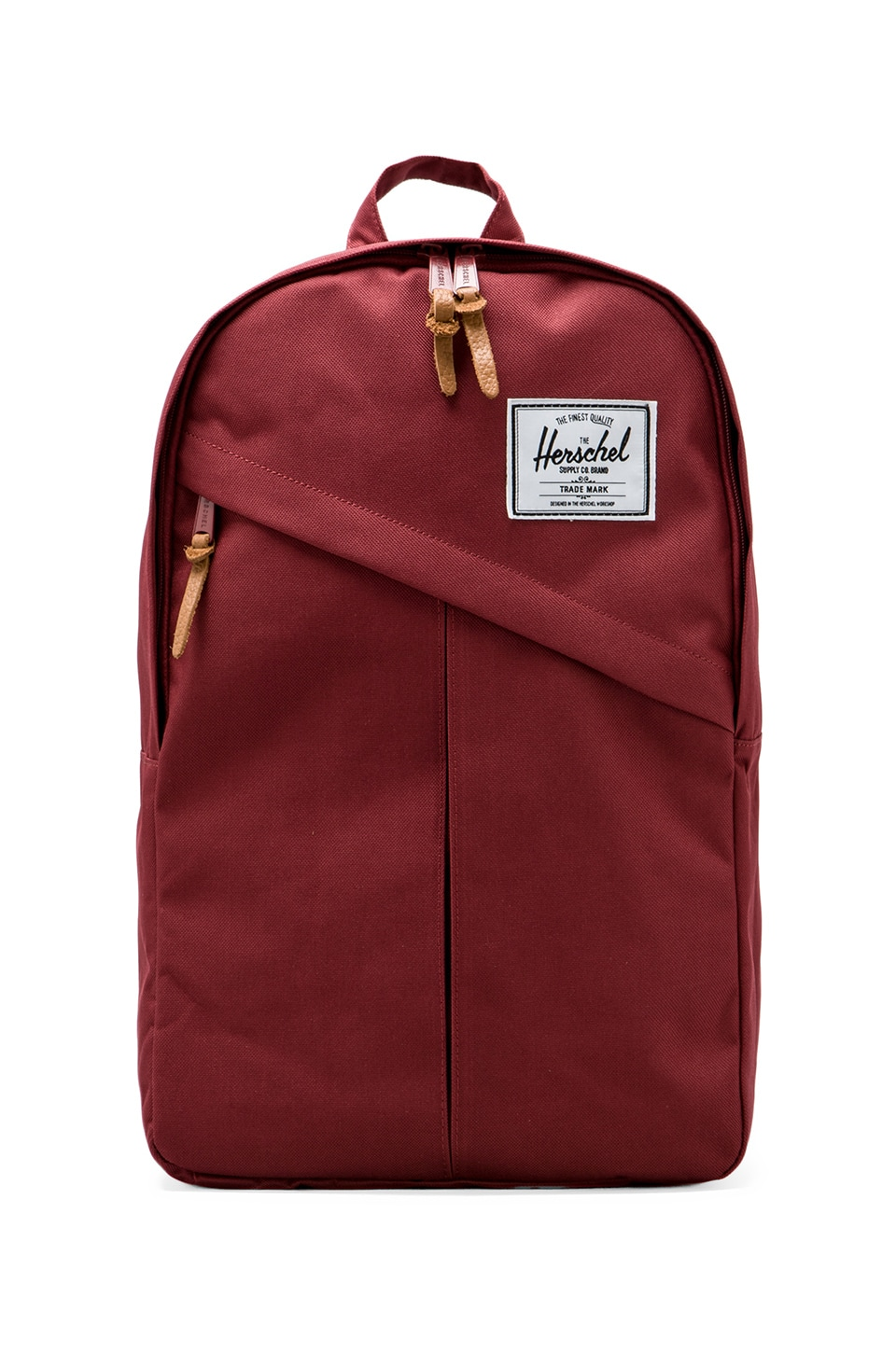 Herschel Supply Co. Sac à dos Parker en Bordeaux