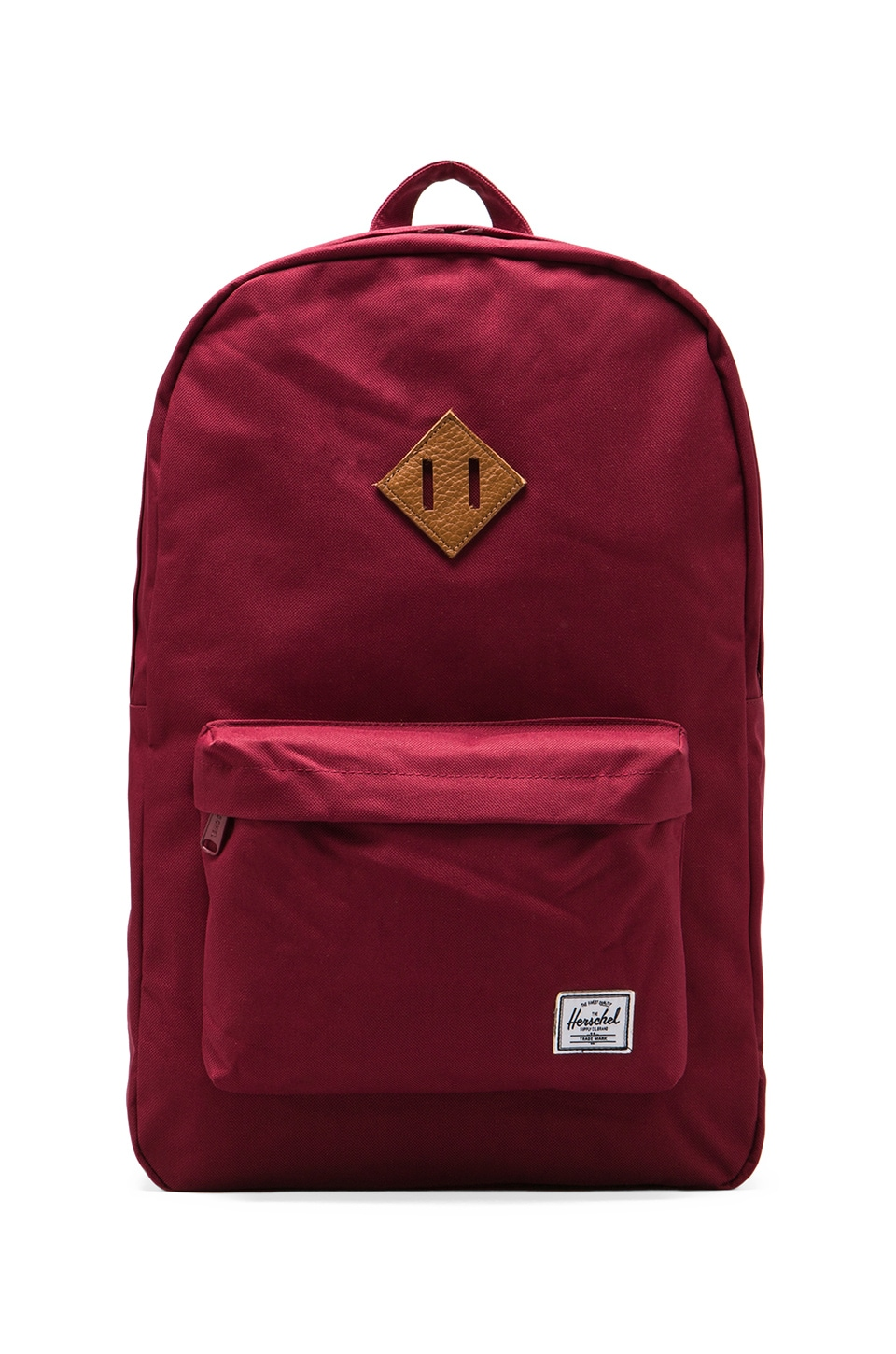 Herschel Supply Co. Heritage Backpack in Burgundy