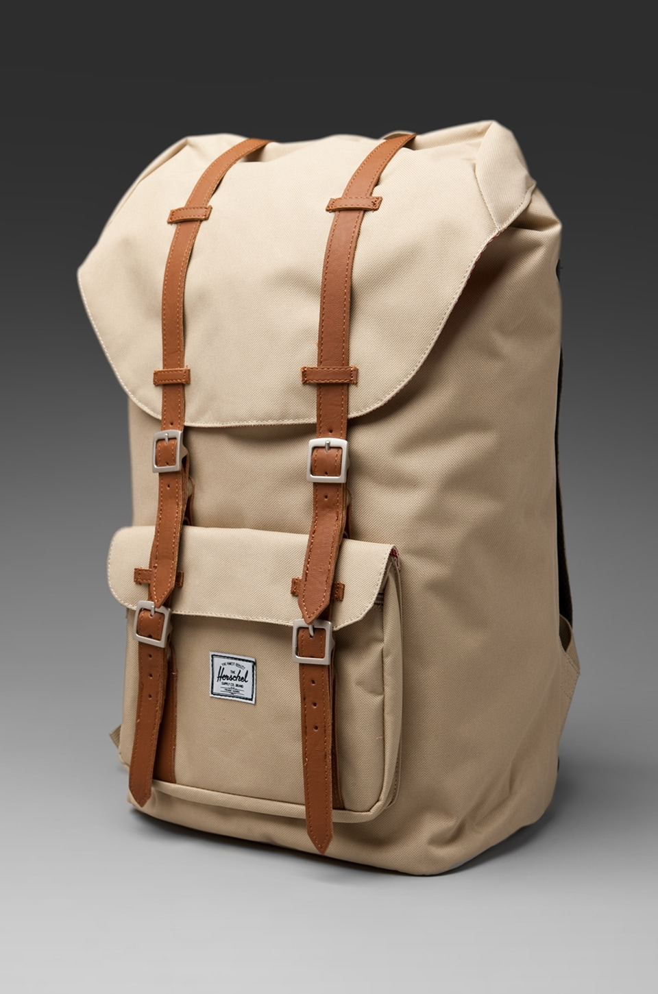 Herschel Supply Co. Sac à dos Little America en kaki