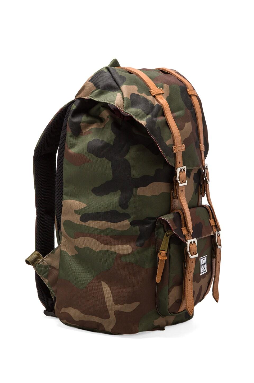 Herschel Supply Co. Little America Backpack in Camo