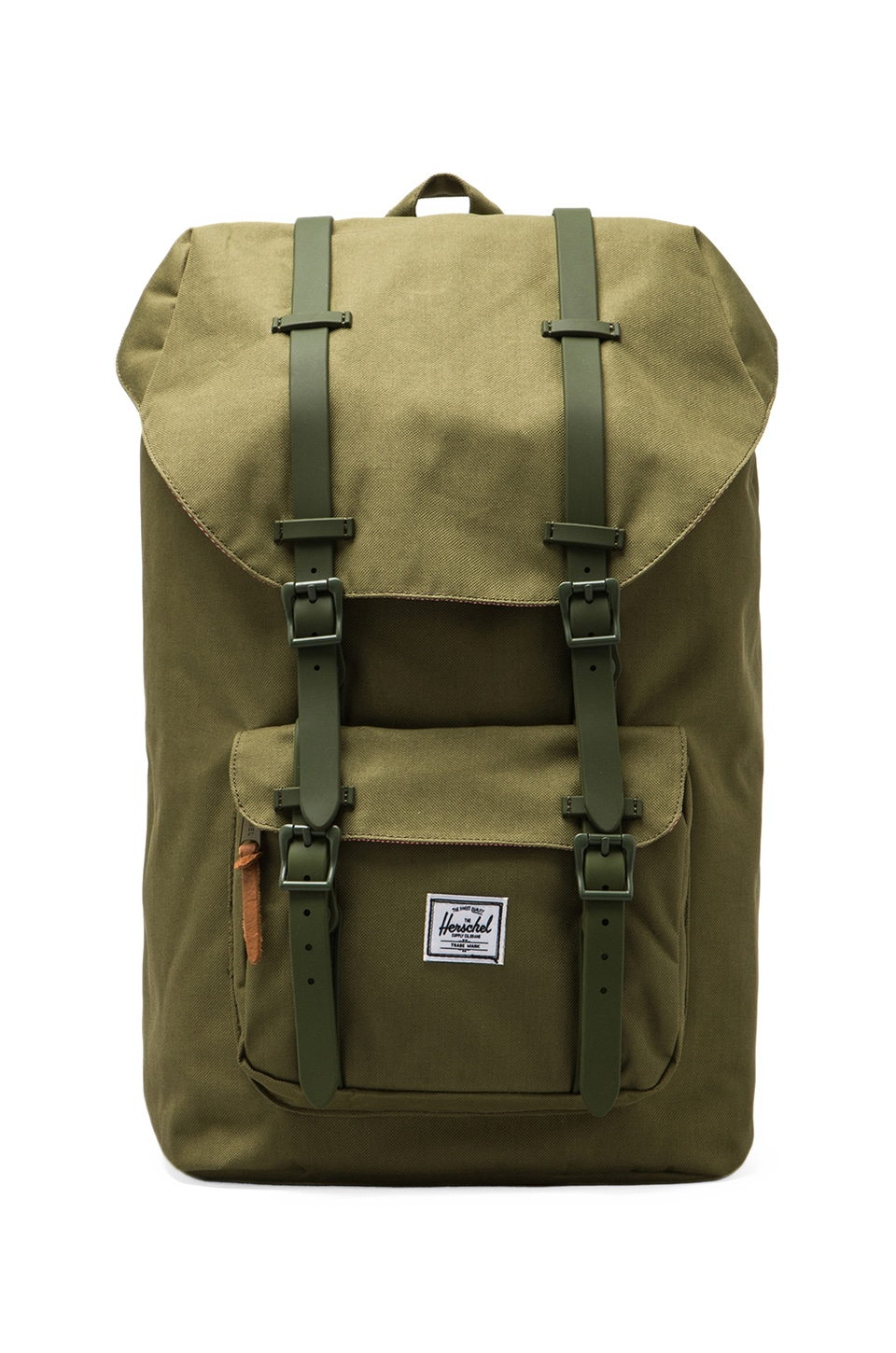 Herschel Supply Co. Sac à dos Little America en Army
