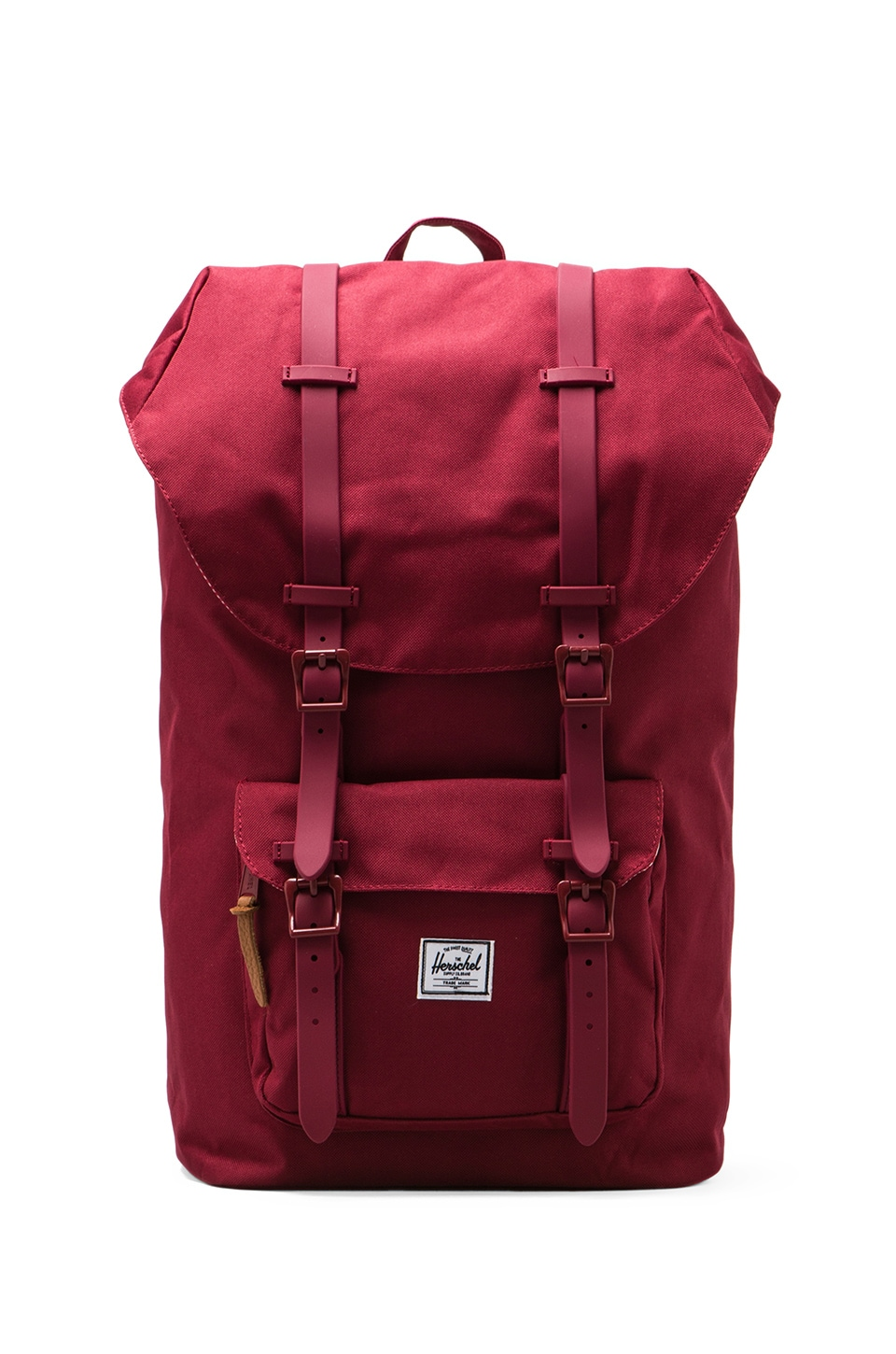 Herschel Supply Co. Little America Backpack in Burgundy