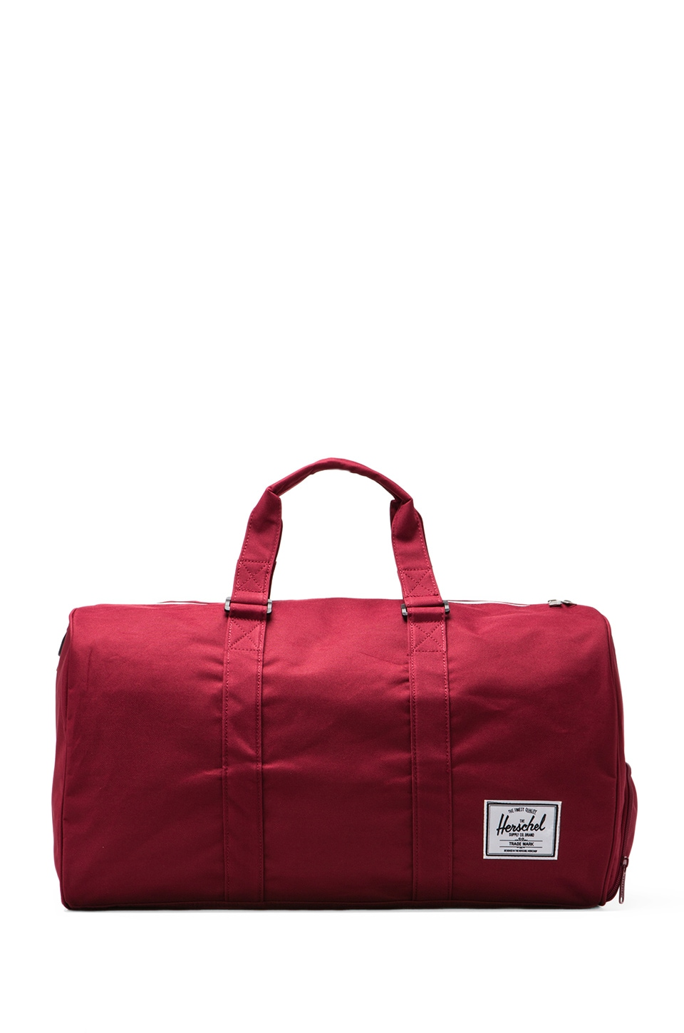Herschel Supply Co. Novel Duffle in Burgundy