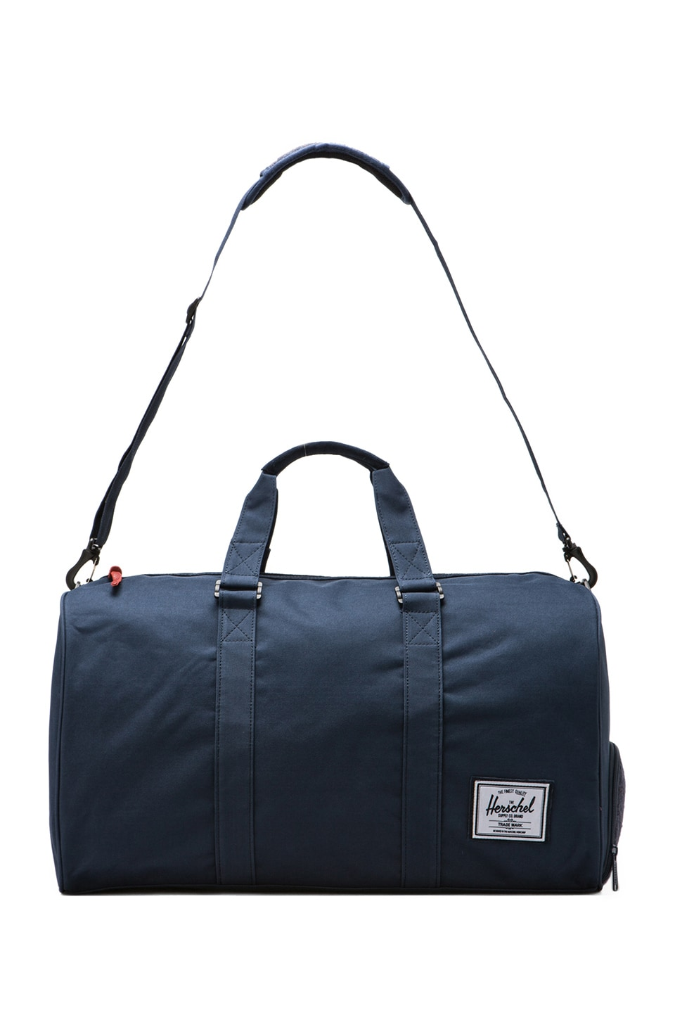 Herschel Supply Co. Novel Knitted Collection Duffle in Navy