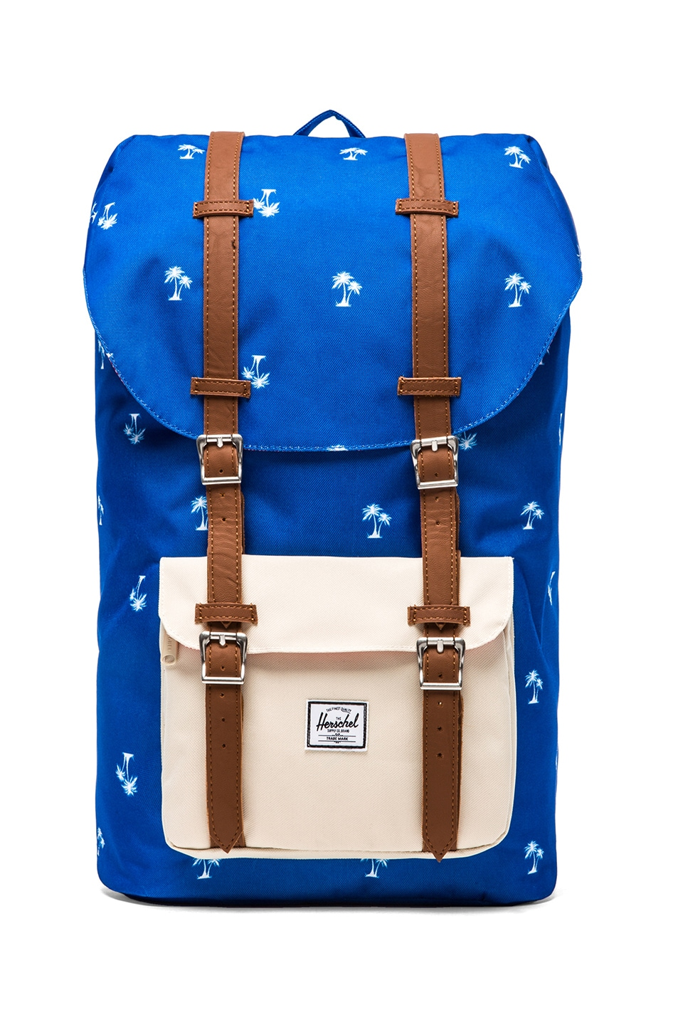 Herschel Supply Co. Little America Backpack in Resort & Bone
