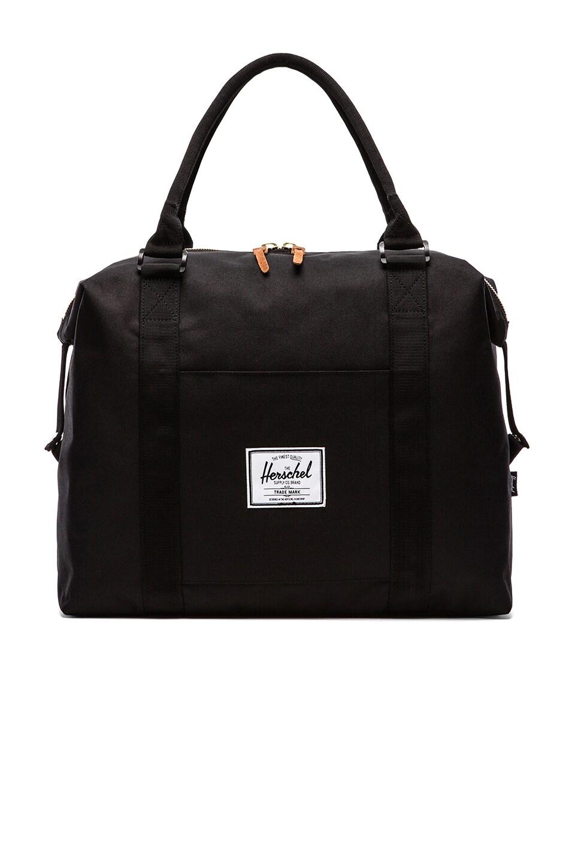Herschel Supply Co. Strand Plus Duffle in Black