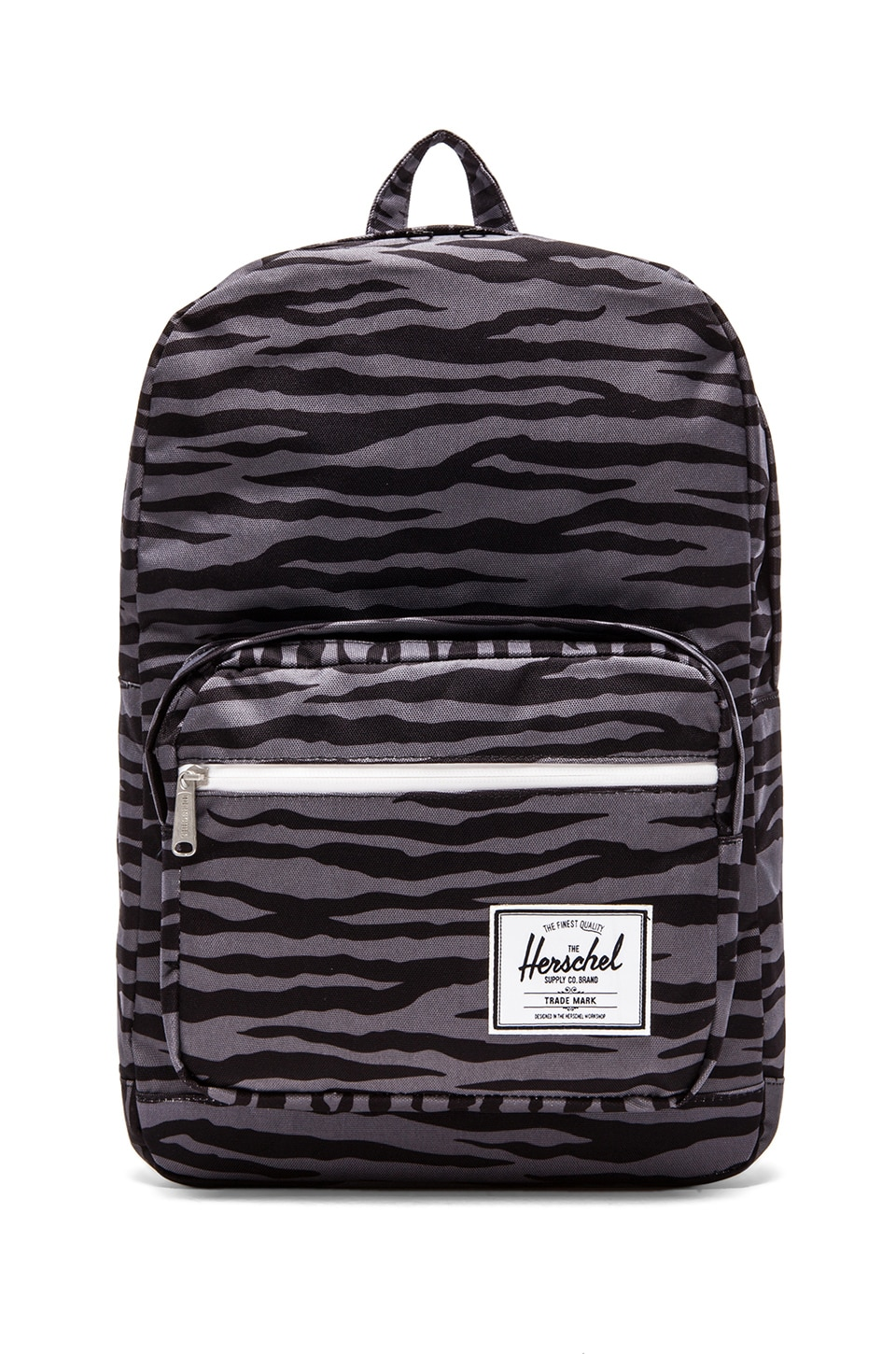 Herschel Supply Co. Pop Quiz Backpack in Zebra