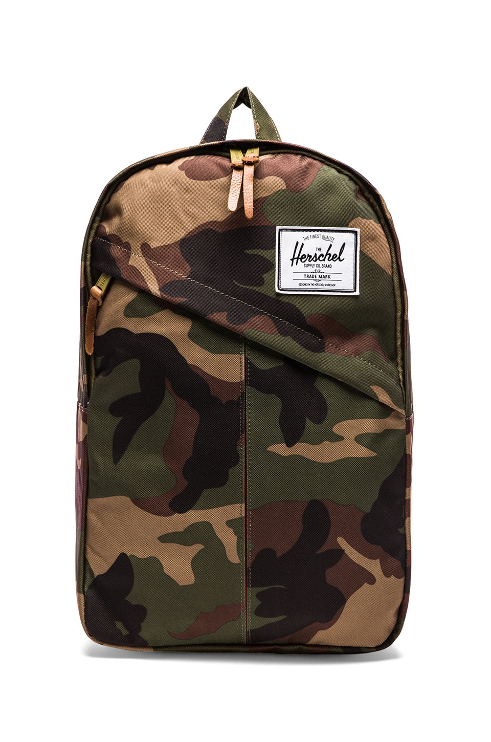 Herschel Supply Co. Parker in Woodland Camo