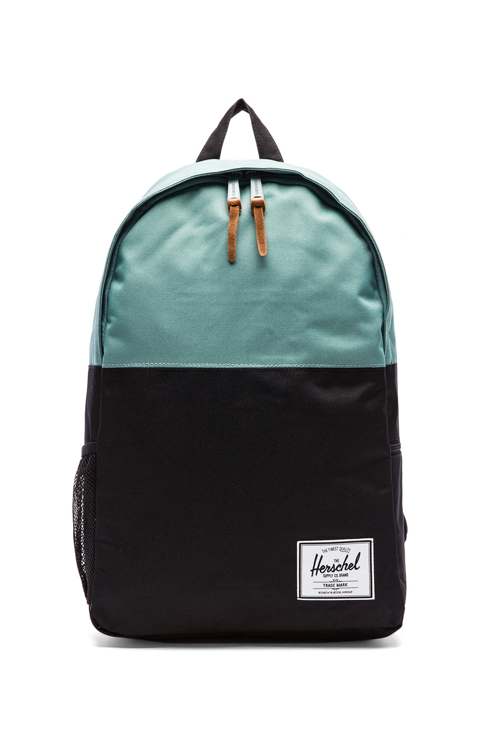 Herschel Supply Co. Jasper Backpack in Black & Seafoam