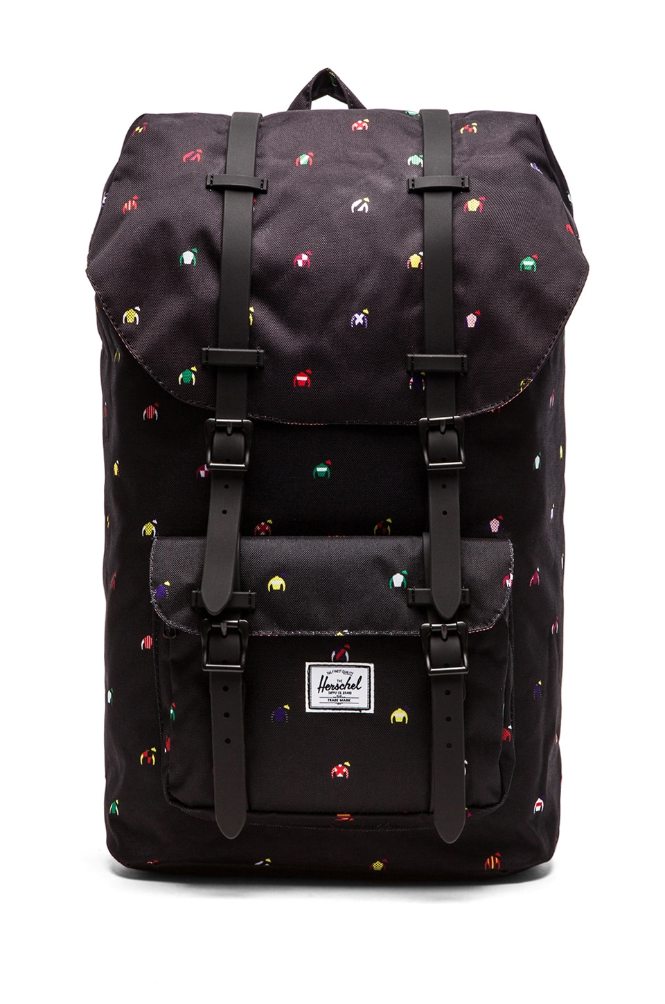 Herschel Supply Co. Limited Release Little America Backpack in Jockey Jersey