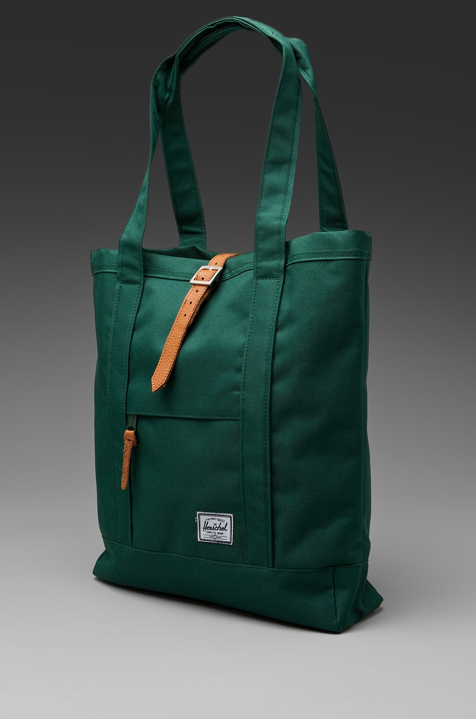 Herschel Supply Co. Market Bag in Moss