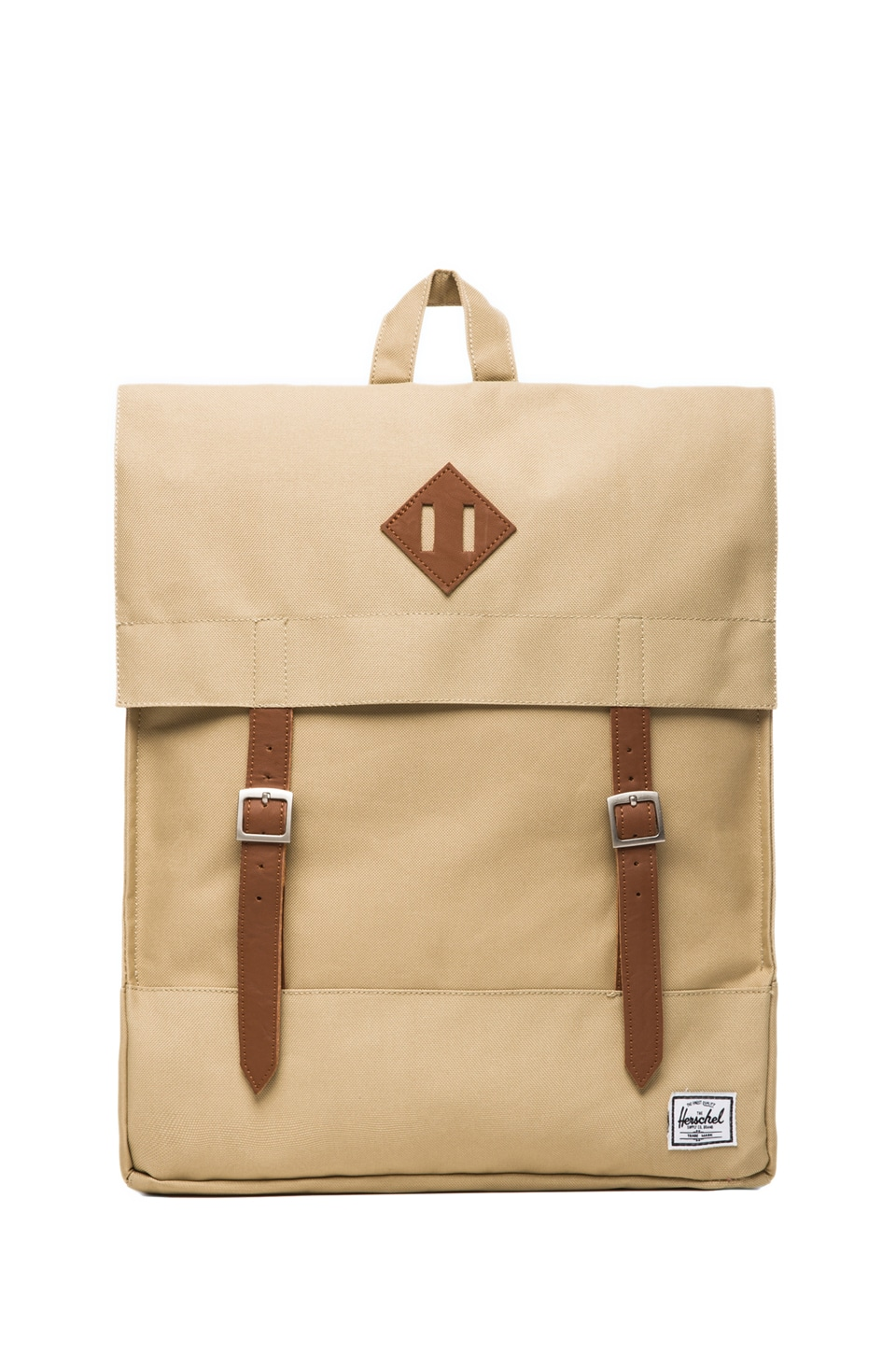 Herschel Supply Co. Survey Backpack in Khaki