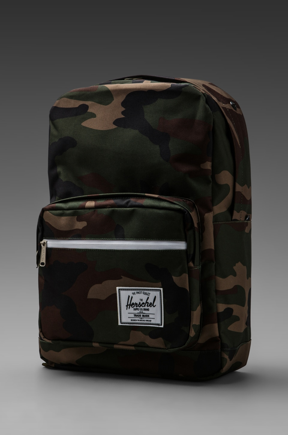 Herschel Supply Co. Pop Quiz Backpack in Woodland Camo