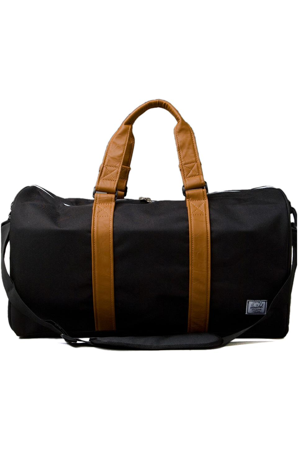 Herschel Supply Co. Sac de voyage Ravine en Noir/Marron
