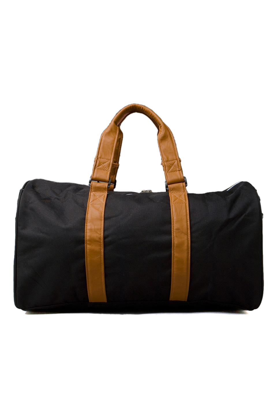 Herschel Supply Co. Ravine Duffle in Black/Brown